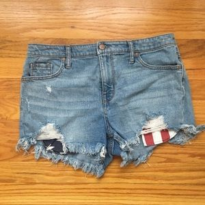 Hugh Wasted Shorts ⭐️